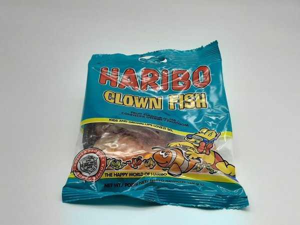 "Haribo ""Clown Fisch"" 150g"