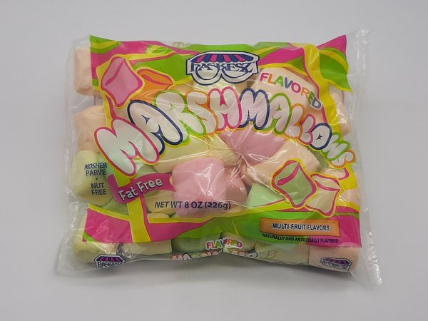 """Flavored Marshmallows"" 227g"