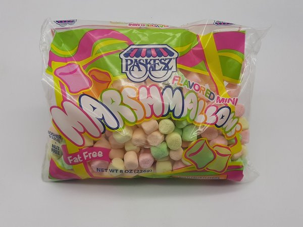 """Flavored mini Marshmallows"" 227g"