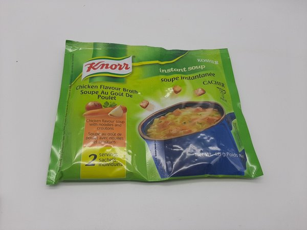 Knorr Instant Chicken Flavor 2 Portion
