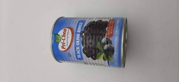 """Pri-Chen"" Pitted Black Olives"